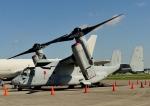じーく。さんが、横田基地で撮影したアメリカ海兵隊 V-22の航空フォト(飛行機 写真・画像)