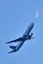 tsubasa0624さんが、羽田空港で撮影したスカイマーク 737-81Dの航空フォト(写真)