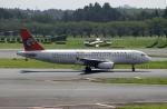 ハピネスさんが、成田国際空港で撮影したトランスアジア航空 A320-232の航空フォト(飛行機 写真・画像)