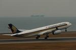 nknD200さんが、中部国際空港で撮影したシンガポール航空 A330-343Xの航空フォト(写真)