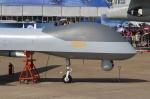 TAOTAOさんが、珠海金湾空港で撮影した中国人民解放軍 空軍 Wing Loong Iの航空フォト(写真)