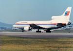 その他の流動資産さんが、伊丹空港で撮影したユナイテッド航空 L-1011 TriStarの航空フォト(飛行機 写真・画像)