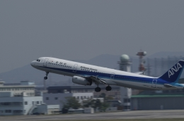 fukucyanさんが、不明で撮影した全日空 A321-131の航空フォト(飛行機 写真・画像)