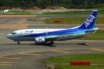 アイスコーヒーさんが、新千歳空港で撮影したANAウイングス 737-54Kの航空フォト(写真)