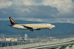 T.Sazenさんが、関西国際空港で撮影した中国郵政航空 737-45R(SF)の航空フォト(写真)