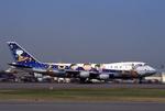 WING_ACEさんが、伊丹空港で撮影した全日空 747SR-81の航空フォト(飛行機 写真・画像)