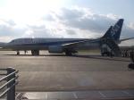 ピーノックさんが、紋別空港で撮影した全日空 737-881の航空フォト(写真)