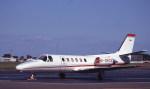 kumagorouさんが、仙台空港で撮影したイギリス企業所有 500 Citation Stallionの航空フォト(飛行機 写真・画像)