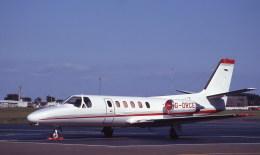 kumagorouさんが、仙台空港で撮影したイギリス企業所有 500 Citation Stallionの航空フォト(写真)