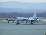 TUILANYAKSUさんが、ウラジオストク空港で撮影したロシア空軍 Tu-142Mの航空フォト(飛行機 写真・画像)