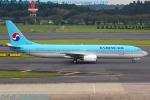 Chofu Spotter Ariaさんが、成田国際空港で撮影した大韓航空 737-9B5の航空フォト(飛行機 写真・画像)