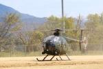 tsuna-さんが、日本原駐屯地で撮影した陸上自衛隊 OH-6Dの航空フォト(写真)