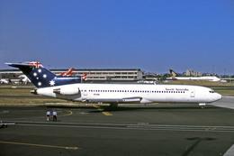 ブリスベン空港 - Brisbane Airport [BNE/YBBN]で撮影されたアンセット・オーストラリア航空 - Ansett Australia [AN/AAA]の航空機写真