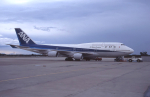 kumagorouさんが、仙台空港で撮影した全日空 747-481の航空フォト(写真)