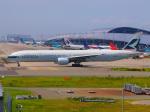 noinaさんが、関西国際空港で撮影したキャセイパシフィック航空 777-367の航空フォト(写真)