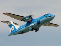 てくてぃーさんが、松山空港で撮影した天草エアライン ATR-42-600の航空フォト(飛行機 写真・画像)