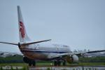 パンダさんが、仙台空港で撮影した中国国際航空 737-808の航空フォト(飛行機 写真・画像)