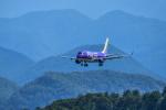 パンダさんが、山形空港で撮影したフジドリームエアラインズ ERJ-170-200 (ERJ-175STD)の航空フォト(飛行機 写真・画像)