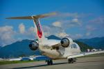 パンダさんが、山形空港で撮影したジェイ・エア CL-600-2B19 Regional Jet CRJ-200ERの航空フォト(飛行機 写真・画像)