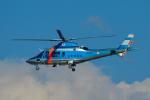 パンダさんが、山形空港で撮影した山形県警察 A109E Powerの航空フォト(写真)