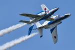 パンダさんが、松島基地で撮影した航空自衛隊 T-4の航空フォト(飛行機 写真・画像)