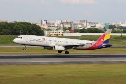 航空フォト:HL7729 アシアナ航空 A321
