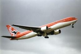 オーストラリア航空 航空フォト ...