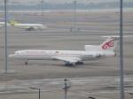 TUILANYAKSUさんが、羽田空港で撮影したキルギスタン Tu-154Mの航空フォト(写真)