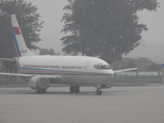 shenxingさんが、北京南苑空港で撮影した中国人民解放軍 空軍 737-33Aの航空フォト(飛行機 写真・画像)