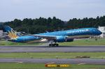 B14A3062Kさんが、成田国際空港で撮影したベトナム航空 A350-941の航空フォト(飛行機 写真・画像)