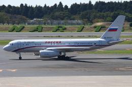 B14A3062Kさんが、成田国際空港で撮影したロシア航空 Tu-204-300の航空フォト(飛行機 写真・画像)