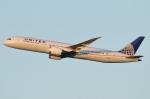 KRN6035さんが、成田国際空港で撮影したユナイテッド航空 787-9の航空フォト(写真)