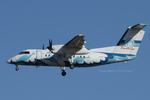 Scotchさんが、伊丹空港で撮影した天草エアライン DHC-8-103Q Dash 8の航空フォト(飛行機 写真・画像)