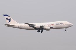 航空フォト:EP-IAI イラン航空 747-200