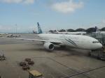 シフォンさんが、香港国際空港で撮影したニュージーランド航空 777-219/ERの航空フォト(飛行機 写真・画像)