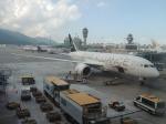 シフォンさんが、香港国際空港で撮影したエア・インディア 787-8 Dreamlinerの航空フォト(飛行機 写真・画像)
