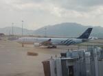 シフォンさんが、香港国際空港で撮影したチャイナエアライン A330-302の航空フォト(飛行機 写真・画像)