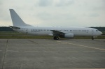 北の熊さんが、新千歳空港で撮影したシティ・エアウェイズ 737-86Nの航空フォト(写真)