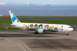 アイスコーヒーさんが、羽田空港で撮影した全日空 767-381の航空フォト(飛行機 写真・画像)