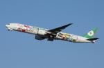 SKYLINEさんが、新千歳空港で撮影したエバー航空 777-35E/ERの航空フォト(写真)