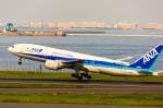 allnipponairwaysさんが、羽田空港で撮影した全日空 777-281の航空フォト(写真)