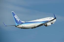 414404kazuさんが、小松空港で撮影した全日空 737-881の航空フォト(飛行機 写真・画像)