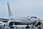 パンダさんが、三沢飛行場で撮影した航空自衛隊 KC-767J (767-2FK/ER)の航空フォト(飛行機 写真・画像)