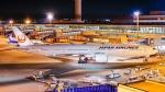 Ariesさんが、中部国際空港で撮影した日本航空 777-346/ERの航空フォト(写真)