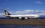 kumagorouさんが、仙台空港で撮影したシンガポール航空 747-412の航空フォト(写真)