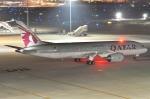 ぶる~すかい。さんが、羽田空港で撮影したカタール航空 787-8 Dreamlinerの航空フォト(飛行機 写真・画像)