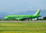 じーく。さんが、静岡空港で撮影したフジドリームエアラインズ ERJ-170-200 (ERJ-175STD)の航空フォト(飛行機 写真・画像)