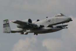 banshee02さんが、横田基地で撮影したアメリカ空軍 A-10C Thunderbolt IIの航空フォト(飛行機 写真・画像)