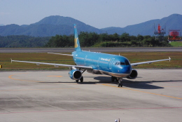 Airfly-Superexpressさんが、広島空港で撮影したベトナム航空 A321-231の航空フォト(写真)