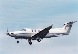 航空フォト:JA8599 オートパンサー PC-12